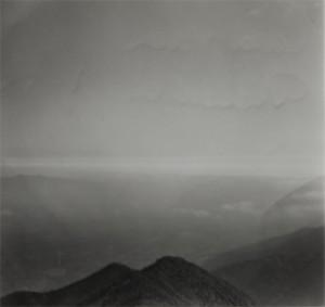 fotografia tomada por fernando navarro, cerro la campana 1955