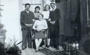 familia navarro diaz, 1955