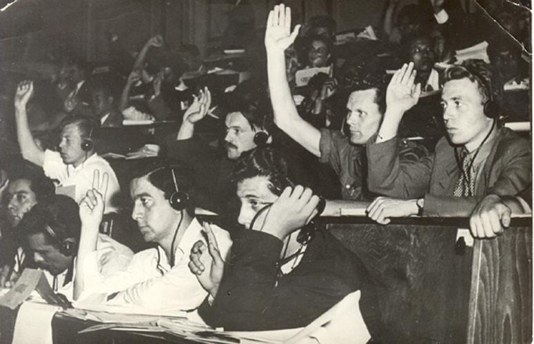 Federación Mundial de Juventudes Democráticas,Berlín 1951