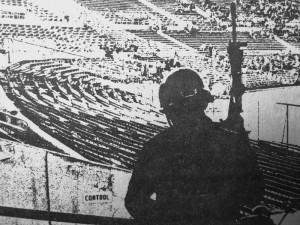 Estadio nacional, don reca, nº 27