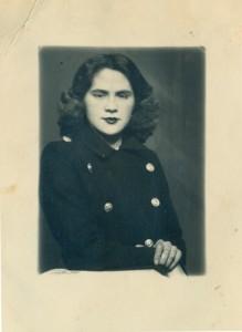Edith Diaz, mujer de fernando navarro