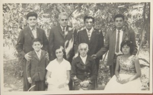 Familia Díaz Silva