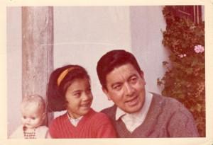 Fernando y María Luisa en el Quisco