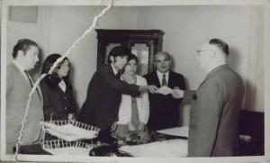Matrimonio civil, 7 de abril de 1971