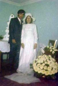 Manuel y Mónica, 17 de abril 1971