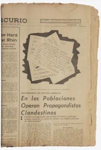 """diario """"el mercurio"""", 9 de mayo, 1976"""