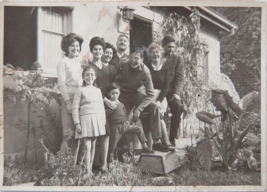 Familia concha bascuñán