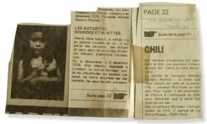 campaña de solidaridad para con chile, 1978