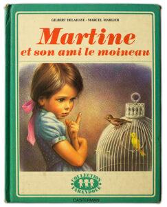 libro martine