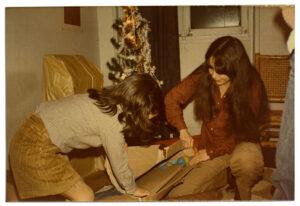 navidad, paris 1978