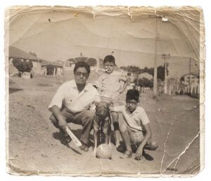 vacaciones familia Jorquera-Encina
